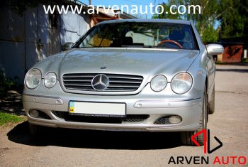 Ремонт электронных блоков управления в Mercedes-Benz CL600 после неправильной установки аккумулятора | Arven Auto