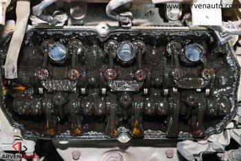 Внеплановый ремонт двигателя Mitsubishi Outlander XL V6 3.0 (18+)