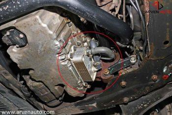 Призрачная течь масла из ДВС в Ford Mondeo 2.5T