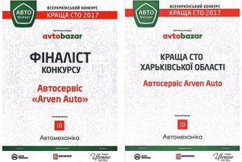 Результаты конкурса «Автоэксперт. Лучшая СТО» 2017