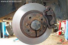 После проточки, по своим характеристикам, тормозной диск становится практически как новый. Только его толщина немного меньше.