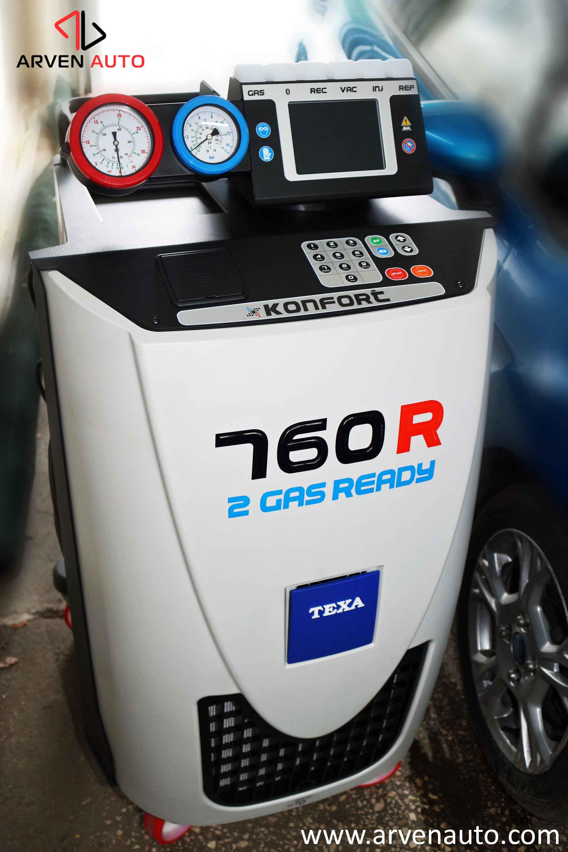 Система заправки автокондиционеров Konfort 760R